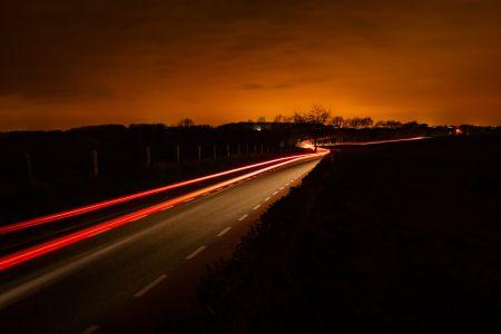 Margraten Lighttrail