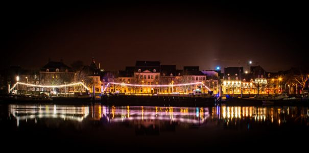 Maastricht by Night - Kesselskade